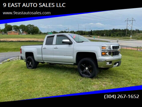 2015 Chevrolet Silverado 1500 for sale at 9 EAST AUTO SALES LLC in Martinsburg WV