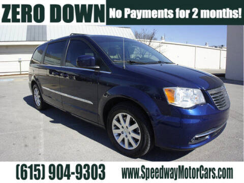 2015 Chrysler Town and Country for sale at Speedway Motors in Murfreesboro TN