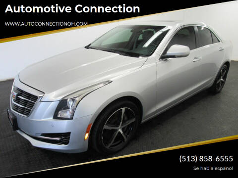 2015 Cadillac ATS for sale at Automotive Connection in Fairfield OH