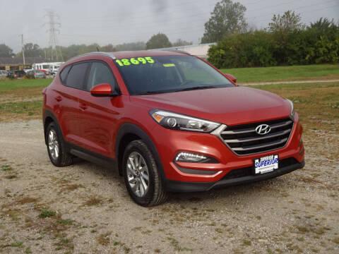 2016 Hyundai Tucson for sale at Superior Hyundai of Beaver Creek in Beavercreek OH