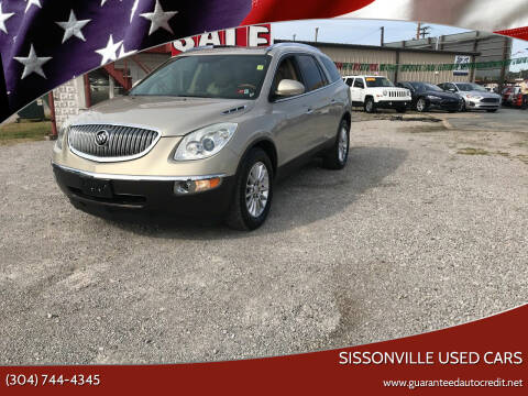 2011 Buick Enclave for sale at Sissonville Used Cars in Charleston WV