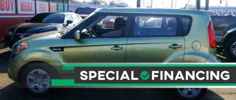 2012 Kia Soul for sale at Rayyan Auto Mall in Lexington KY