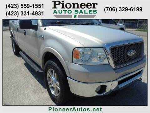 2006 Ford F-150 for sale at PIONEER AUTO SALES LLC in Cleveland TN
