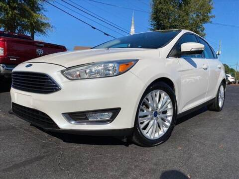 2017 Ford Focus for sale at iDeal Auto in Raleigh NC