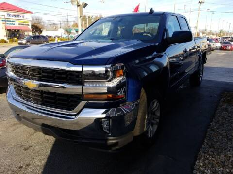 2016 Chevrolet Silverado 1500 for sale at Martins Auto Sales in Shelbyville KY