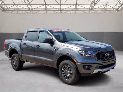 2020 Ford Ranger for sale at Gregg Orr Pre-Owned Shreveport in Shreveport LA