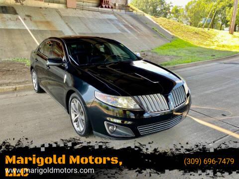 2009 Lincoln MKS for sale at Marigold Motors, LLC in Pekin IL