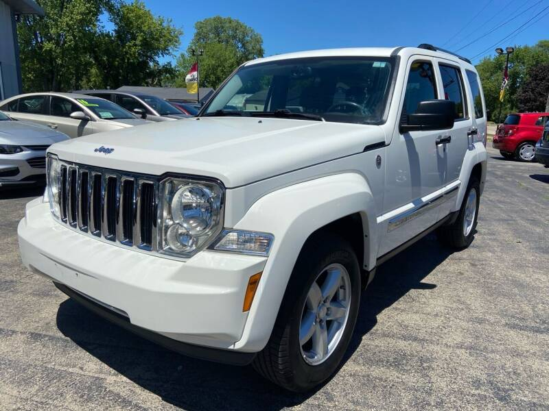 2010 Jeep Liberty for sale at COMPTON MOTORS LLC in Sturtevant WI