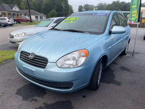 2009 Hyundai Accent for sale at Cars for Less in Phenix City AL
