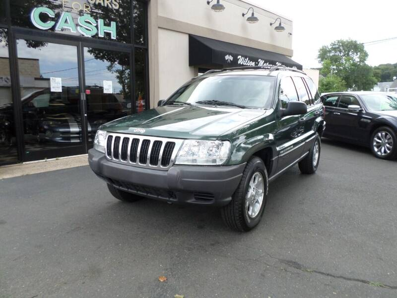2000 Jeep Grand Cherokee for sale at Wilson-Maturo Motors in New Haven Ct CT