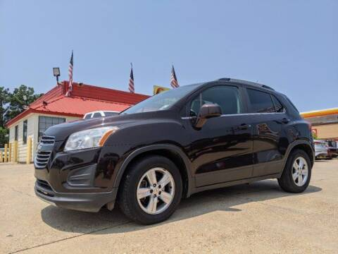 2015 Chevrolet Trax for sale at CarZoneUSA in West Monroe LA