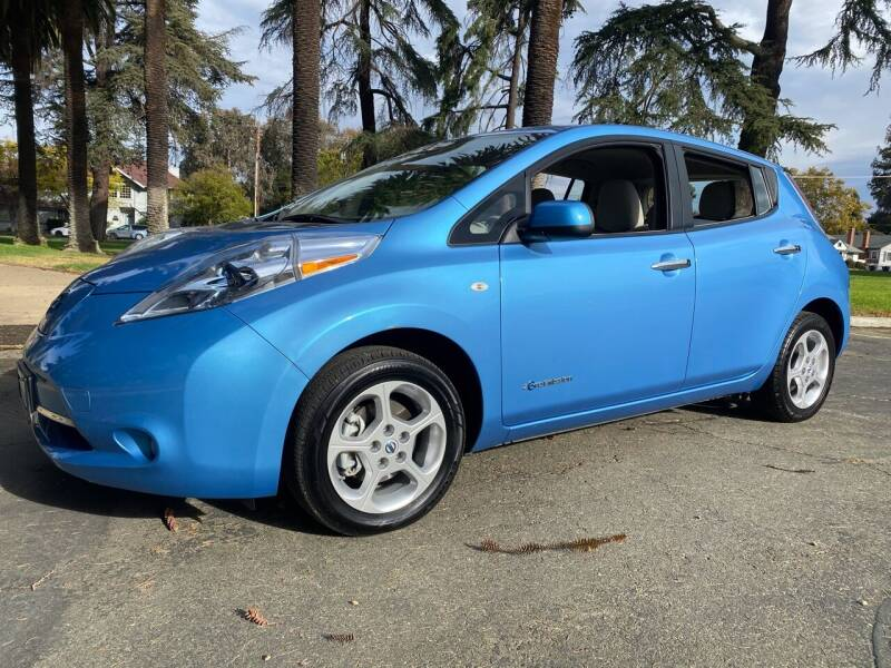 2011 Nissan LEAF for sale at California Diversified Venture in Livermore CA