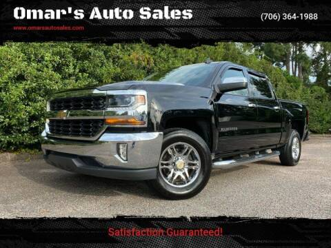 2016 Chevrolet Silverado 1500 for sale at Omar's Auto Sales in Martinez GA