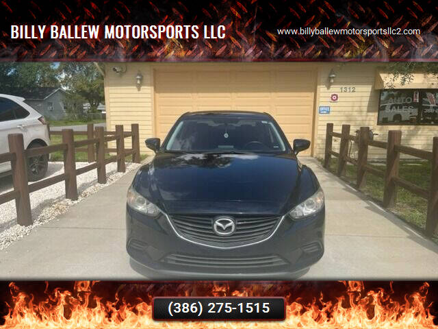2016 Mazda MAZDA6 for sale at Billy Ballew Motorsports LLC in Daytona Beach FL