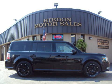 2014 Ford Flex for sale at Hibdon Motor Sales in Clinton Township MI