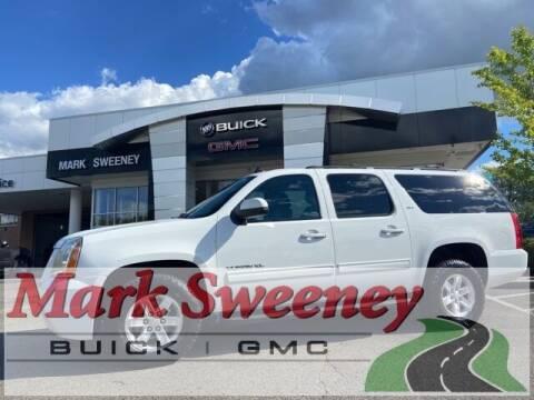 2013 GMC Yukon XL for sale at Mark Sweeney Buick GMC in Cincinnati OH