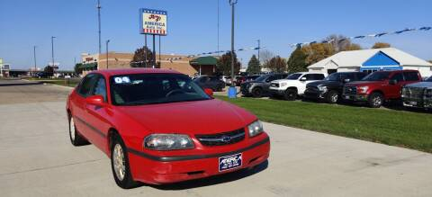 2004 Chevrolet Impala for sale at America Auto Inc in South Sioux City NE
