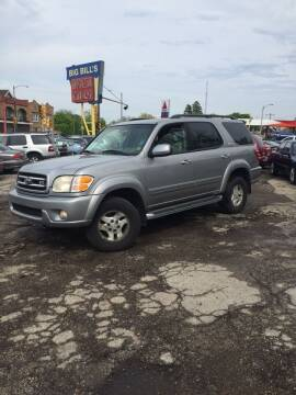 2001 Toyota Sequoia for sale at Big Bills in Milwaukee WI