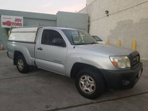2006 Toyota Tacoma for sale at Joy Motors in Los Angeles CA