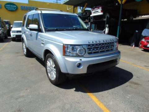 2013 Land Rover LR4 for sale at Santa Monica Suvs in Santa Monica CA