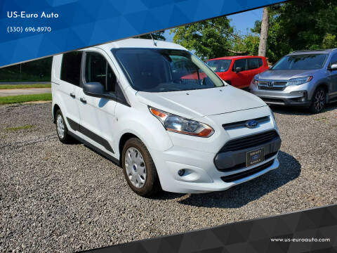 2018 Ford Transit Connect Cargo for sale at US-Euro Auto in Burton OH