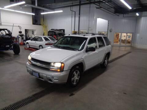 2005 Chevrolet TrailBlazer for sale at Herman Motors in Luverne MN