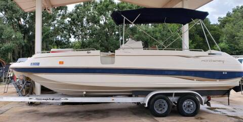 1999 Monterey 23.2 Explolorer for sale at Crown Auto and Fleet Services Inc. in Ocala FL