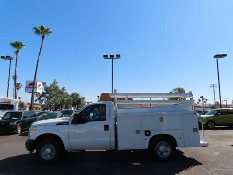 2011 Ford F-250 Super Duty for sale at Jay Auto Sales in Tucson AZ