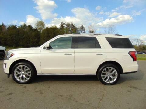 2019 Ford Expedition for sale at E & M AUTO SALES in Locust Grove VA