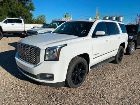 2017 GMC Yukon for sale at Canuck Truck in Magrath AB