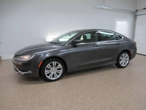2016 Chrysler 200 for sale at HTS Auto Sales in Hudsonville MI