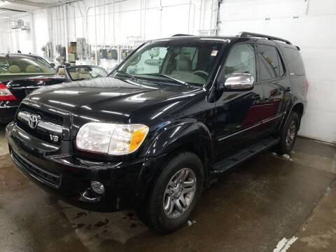 2007 Toyota Sequoia for sale at The Car Buying Center in St Louis Park MN