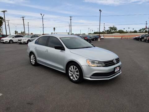 2016 Volkswagen Jetta for sale at Mid Valley Motors in La Feria TX