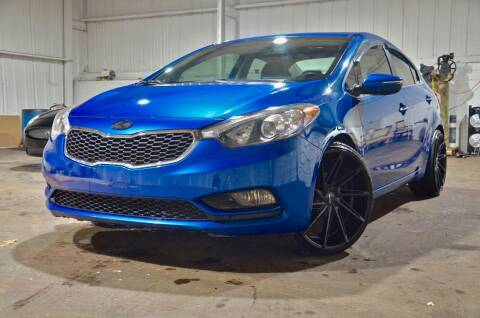 2015 Kia Forte for sale at Carxoom in Marietta GA
