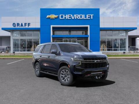 2021 Chevrolet Tahoe for sale at GRAFF CHEVROLET BAY CITY in Bay City MI