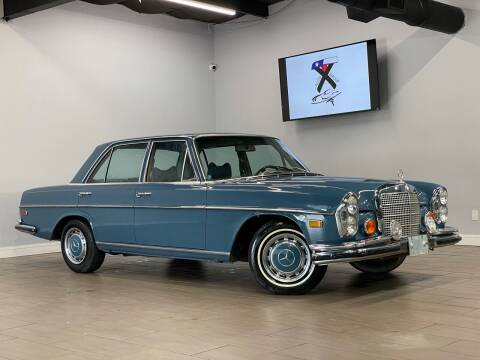1973 Mercedes-Benz 280-Class for sale at TX Auto Group in Houston TX