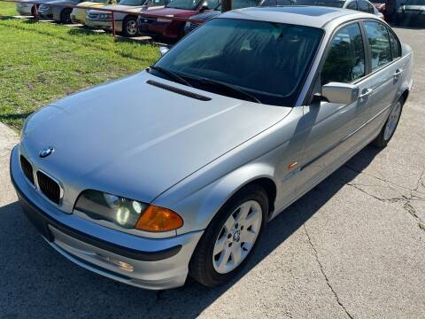 2001 BMW 3 Series for sale at Cash Car Outlet in Mckinney TX