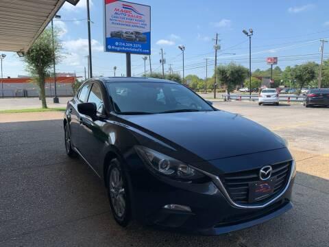 2014 Mazda MAZDA3 for sale at Magic Auto Sales in Dallas TX