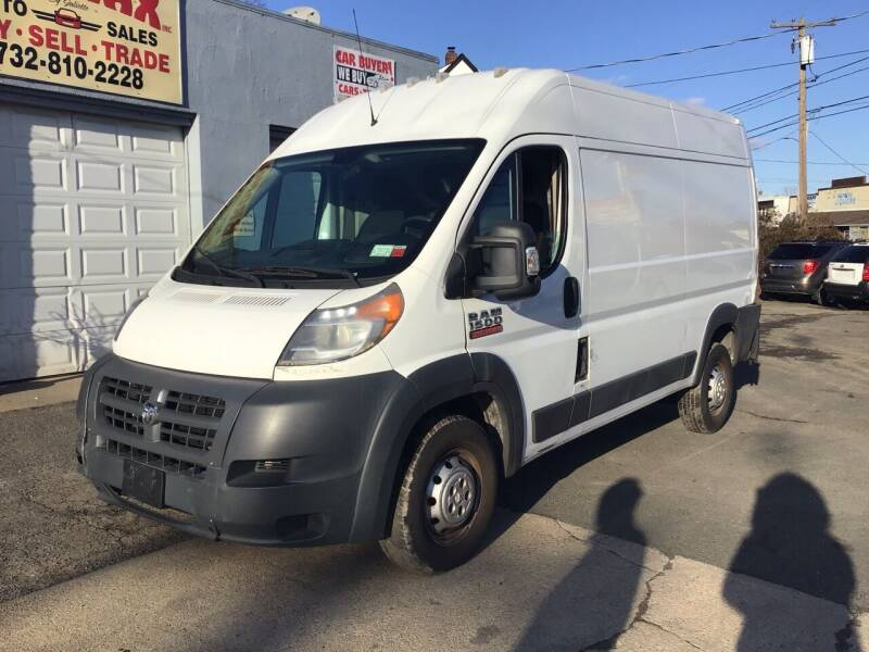 2014 RAM ProMaster Cargo for sale at Bromax Auto Sales in South River NJ