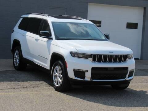 2021 Jeep Grand Cherokee L for sale at K&M Wayland Chrysler  Dodge Jeep Ram in Wayland MI