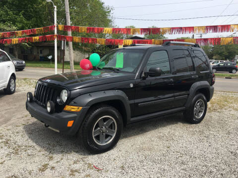 2005 Jeep Liberty for sale at Antique Motors in Plymouth IN