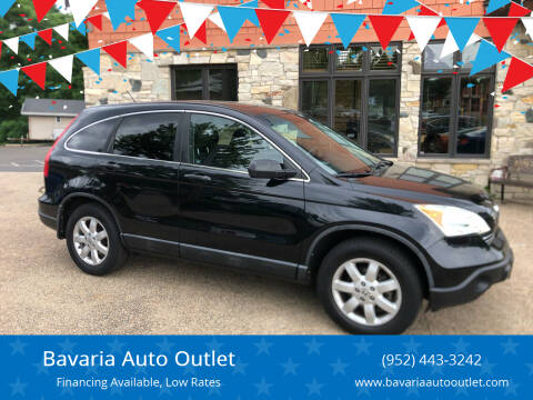 2009 Honda CR-V for sale at Bavaria Auto Outlet in Victoria MN