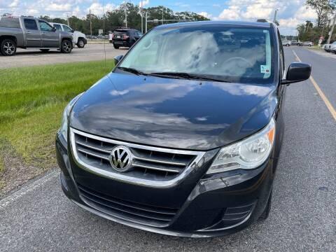 2012 Volkswagen Routan for sale at Double K Auto Sales in Baton Rouge LA