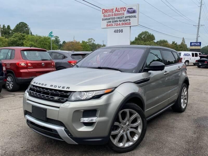 2014 Land Rover Range Rover Evoque for sale at Drive Auto Sales & Service, LLC. in North Charleston SC