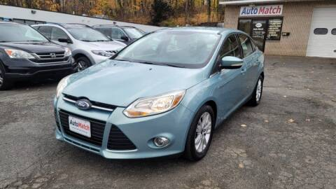 2012 Ford Focus for sale at Auto Match in Waterbury CT