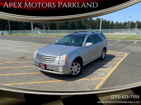 2005 Cadillac SRX for sale at Apex Motors Parkland in Tacoma WA