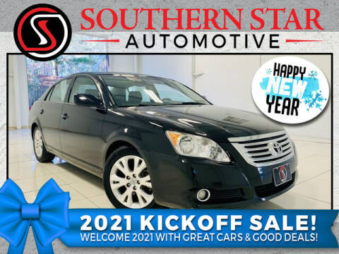 2008 Toyota Avalon for sale at Southern Star Automotive, Inc. in Duluth GA