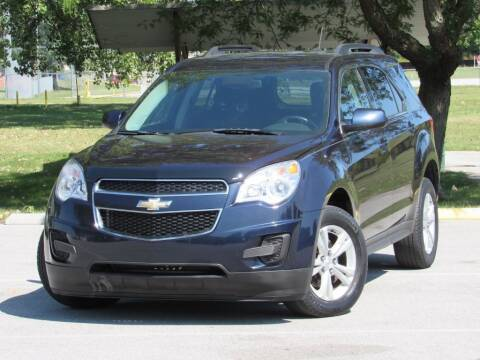 2015 Chevrolet Equinox for sale at Highland Luxury in Highland IN