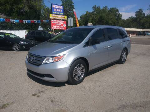 2012 Honda Odyssey for sale at Right Choice Auto in Boise ID