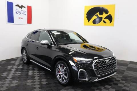 2021 Audi SQ5 Sportback for sale at Carousel Auto Group in Iowa City IA